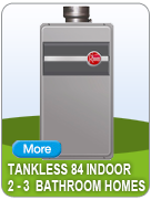 Reem tankless water heaters - Prestige Series