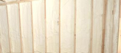 Spray Foam Insulation Installation Services